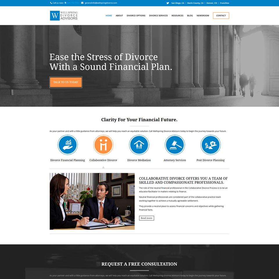 wellspringdivorce.com