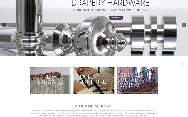 Morgik Metal Designs